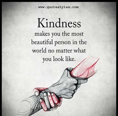 Beautiful person in the world- Inspirational quotes