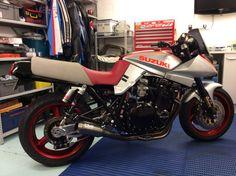 GSX 1100 Racefit Katana
