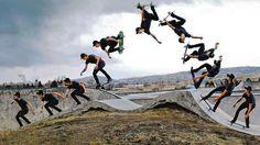 ... friday freestyle marco freestyle skateboarding crazy skateboard tricks