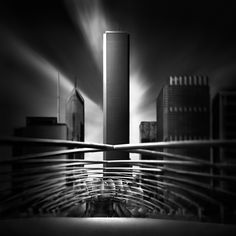 Working with Long Exposure and the Tilt-Shift Lens – The creation of Fluid Time I - An introduction into working with long exposure and the tilt-shift lens exemplified through the creation of my image Fluid Time I - Chicago Skyline