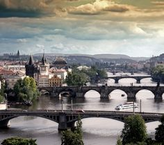 Top 10 Most Beautiful Cities in the World// Prague