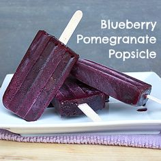 Blueberry+Pomegranate+Popsicle