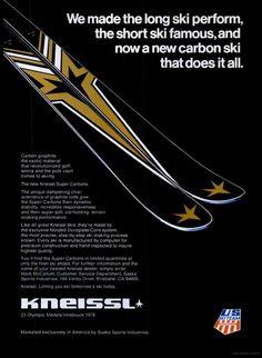 Kneissl - SKI Dec 1976