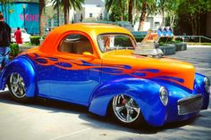 '40 Willys Custom Rod