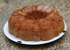 Snickerdoodle Bundt Cake & Winners! - Lovin' From The Oven
