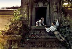 Romeo and Juliet (Annie Leibovitz, 2008)