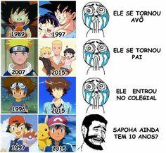 Ash é imortal kkkk