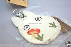 My Neighbor Chibi Totoro Die Cut Pouch Mini Coin Purse Studio Ghibli Japan