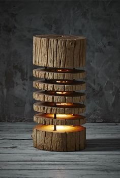 Driftwood Lamps | Mother of Pearl Lighting | Handmade Ceramic Lamps gallery image #4