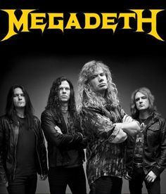 """MEGADETH Returns with new album - """"SUPER COLLIDER"""" will be released in June 2013!!"""