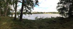 Portland, Michigan  The Grand River