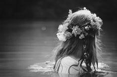 ❀ She inspires the blushing rose ❀