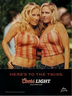 Coors light twins twinterist pinterest aloadofball Gallery