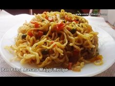 Maggi Noodles Spring Roll | Quick Easy To Make Appetizer | Fast Food Recipe By Ruchi Bharani - YouTube