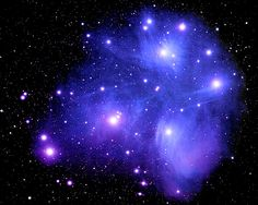Pleiades. (also the logo for the car Subaru) Anyways, every advanced civilization from the dawn of time has pointed to it and stated the gods have come from there. At one point we shall have to go and meet our makers, wouldn't you agree?
