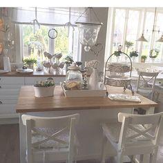 Shabby and Charme: Una bella casa svedese