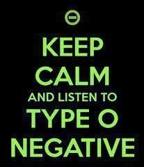 Type O Negative - Blood and Fire