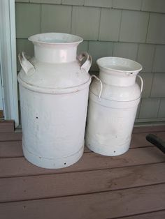 Milk Can On Craigslist Kitchen Milkcans Pinterest