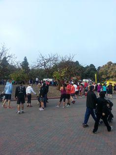 861 runners for 10k