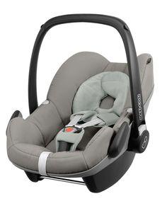Maxi-Cosi Pebble Car Seat - Grey Gravel - Baby - Group 0+ - Mamas & Papas