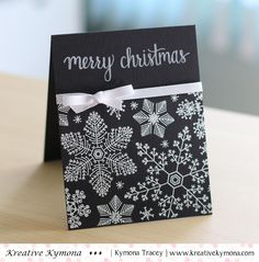 Merry Christmas (TIMI) | hero arts stamps More