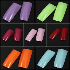 500Pcs French Style Purity UV Gel Acrylic False Nail Art Tips  Worldwide delivery. Original best quality product for 70% of it's real price. Buying this product is extra profitable, because we have good production source. 1 day products dispatch from warehouse. Fast & reliable shipment...