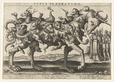 The Difficulty of Ruling over a Diverse Nation (1578) | The Public Domain Review