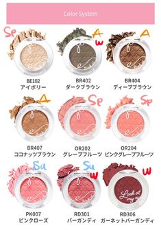 Body Makeup, Eye Makeup, Clear Winter, Face And Body, Eyeshadow, Make Up, Skin Care, Cosmetics, Beauty