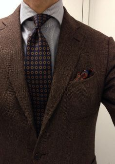 Tie and Pocket Square !