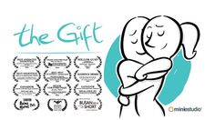 Shortfilm produced by Cecilia Baeriswyl and directed by Julio Pot, selected in more than 100 international festivals, included Animamundi (Brasil), Animpact (South Korea), CutOut Fest (México), Busan (South Korea), Mar del Plata Film Festival (Argentina) and Siggraph Asia. The Gift is the story of an ordinary couple, when he gives her a small sphere pulled out his chest, she can't separate…