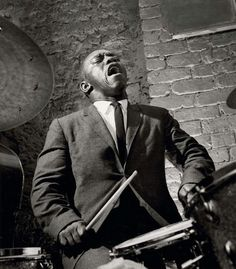 Art Blakey.  His Jazz Messengers spawned so many great musicians, like Lee Morgan, Freddie Hubbard, etc.  HH