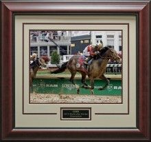 Kentucky Derby Champion Orb Photo Framed