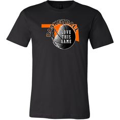 OSU Basketball Love This Game Men's T-shirt