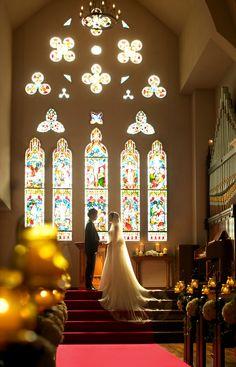 【関西圏】チャペルの雰囲気重視ならここがおすすめ♡ブライダルフェアに行くべき結婚式場3選*にて紹介している画像