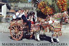 Sicilian Donkey Cart - Bing images