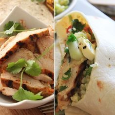 Chicken wraps 101 plus 3 simple and delicious recipes Easy Healthy Pasta Recipes, Healthy Tacos, Healthy Pastas, Healthy Baking, Easy Dinner Recipes, Delicious Recipes, Chicken Wrap Recipes, Chicken Wraps, Spicy Grilled Chicken