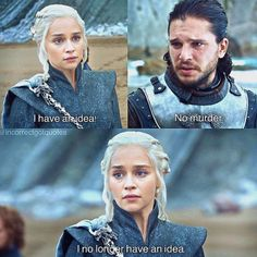 This makes the Long Night before Season 8 slightly more bearable. Game of Thrones pictures paired with incorrect quotes are hilarious!