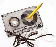 The worst! There would always be a fold in the tape and you knew it would forever more messing up