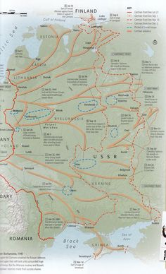 E3 Barbarossa to Moscow ~Repinned Via Clive Anstey