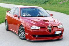 Alfa 156 GTS Cadamuro