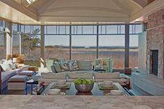 RoomReveal - Vineyard Sound View by Liz Stiving-Nichols