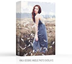Angelic Photo Overlays – KIMLA DESIGNS & PHOTOGRAPHY