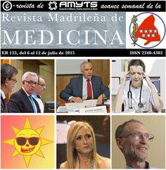 Disponible el Nº 133 de la E-Revista de AMYTS del 6 al 12 de julio de 2015.  http://amyts.es/e_revista/