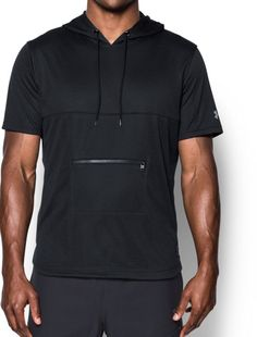 1417571b7b413 Shop Under Armour for Men s UA Pursuit Mesh Hooded T-Shirt in our Men s  Hooded