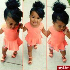 Omg she is so cute:)<3