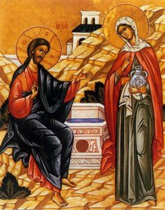 Sunday of the Samaritan Woman.