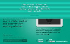 EXAMPLES OF CREATIVE AND MODERN EFFECTS IN WEB DESIGN