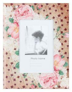 """Ramă foto """"Pink Roses"""""""