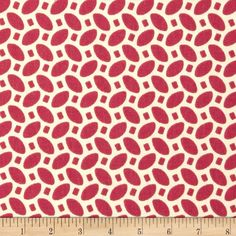 P Kaufmann Little Hipster Raspberry  Item Number: UO-592  ON SALE: $11.98 PER YARD. fabric.com 100% cotton medium weight