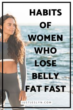 How to lose belly fat fast? You may think the answer is just exercise. Exercise will definitely help but you also need to change what you eat. Loosing Belly Fat Fast, Lose Lower Belly Fat, Belly Fat Loss, Burn Belly Fat Fast, Slim Belly, Lose Fat, Lose Belly, Fast Weight Loss, How To Lose Weight Fast